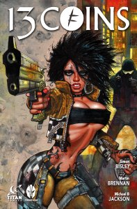Preview Pages - 13 Coins! - Simon Bisley, Martin Brennan, Michael B Jackson