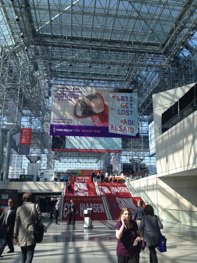 BookExpo - The Book Professional Convention Comes to Town