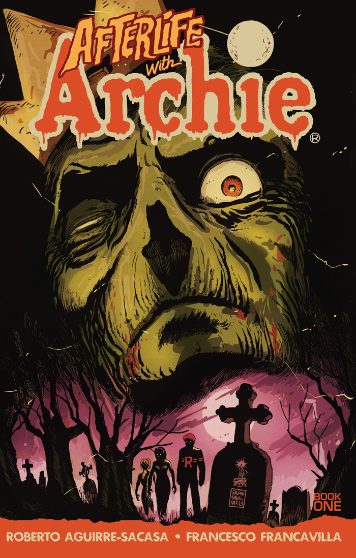 Afterlife With Archie, Vol. 1 Hits Stores Tomorrow!