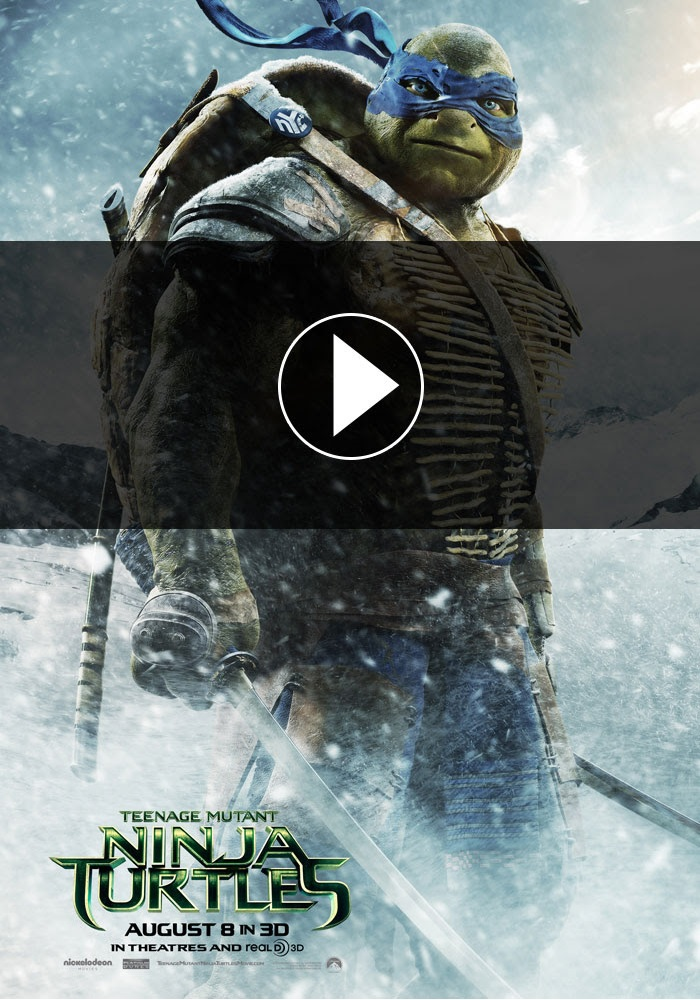 Teenage Mutant Ninja Turtles Live Action Trailer #2!