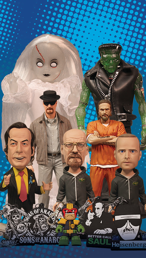 Mezco Summer Exclusives Order Before They're Gone!