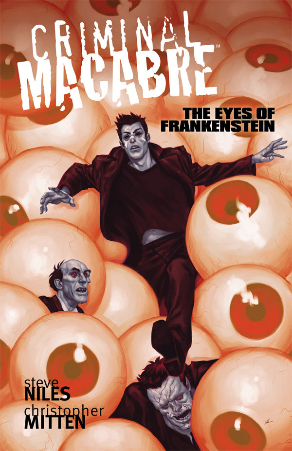 Review - Criminal Macabre - The Eyes of Frankenstein Trade Paperback