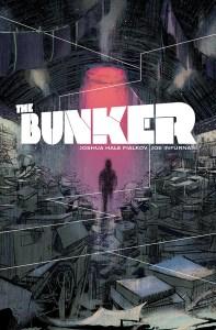 THE BUNKER TPB V1 COVER