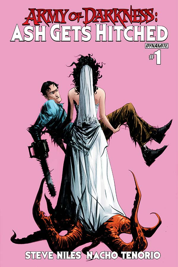 Second Look - Army of Darkness: Ash Gets Hitched!