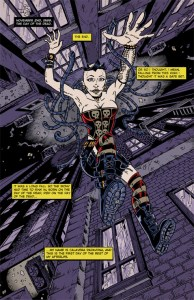 Calavera The Undead Issue 1 Pg 1 Preview