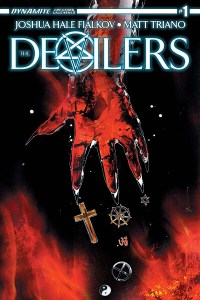 Preview/Review - The Devilers #1 - Joshua Hale Fialkov & Matt Triano