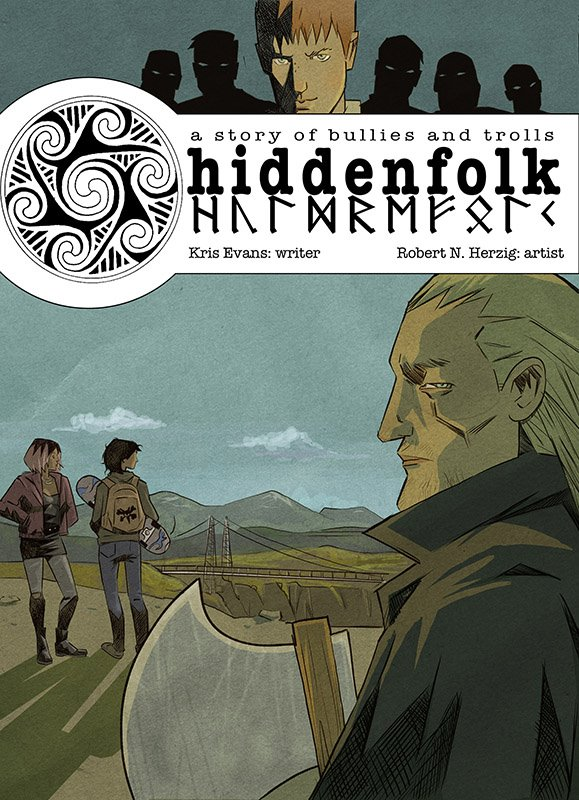 Review: Hiddenfolk: A story of bullies and trolls…