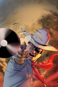 Justin Gray Takes Over Dynamite's The Lone Ranger!