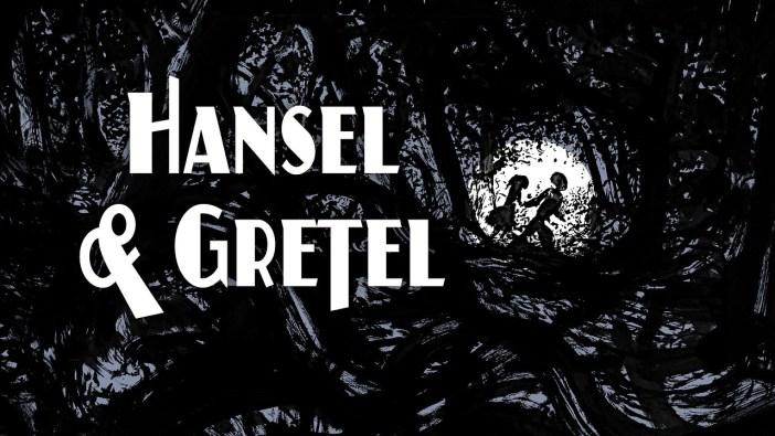 Neil Gaiman and Lorenzo Mattotti's Hansel & Gretel is creepy, dark - like a proper fairy tale should be.