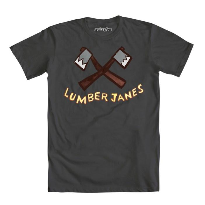 lumberjanes t 4