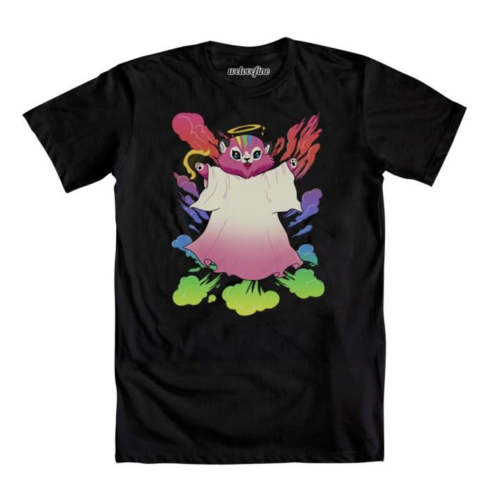 lumberjanes t-shirt
