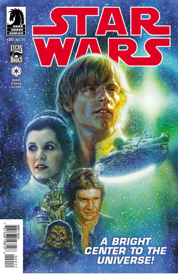 Star Wars #20 - We Just Met & We're Saying Goodbye...