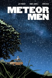 Review - Meteor Men Oni Press