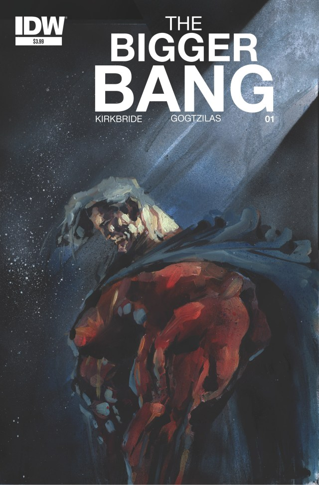 IDW Has The Bigger Bang! Coming This Fall...