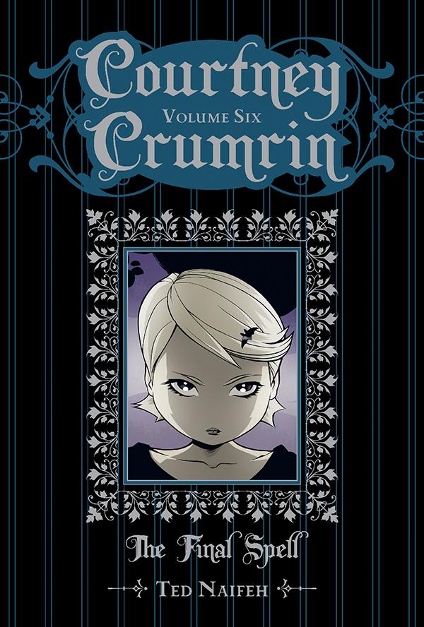 courtney crumrin final spell