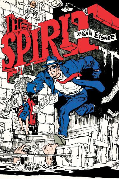 Image result for the spirit eisner