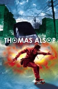 THOMAS ALSOP #7 Cover by Palle Schmidt