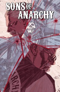 SONS OF ANARCHY #16 Cover by Toni Infante