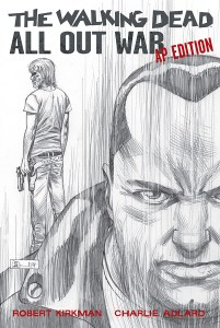 The Walking Dead: All Out War Hardcover Coming in October!
