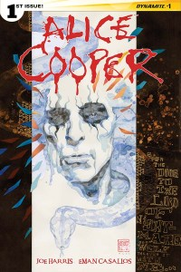 Review - Alice Cooper #1: Welcome to His Nightmare
