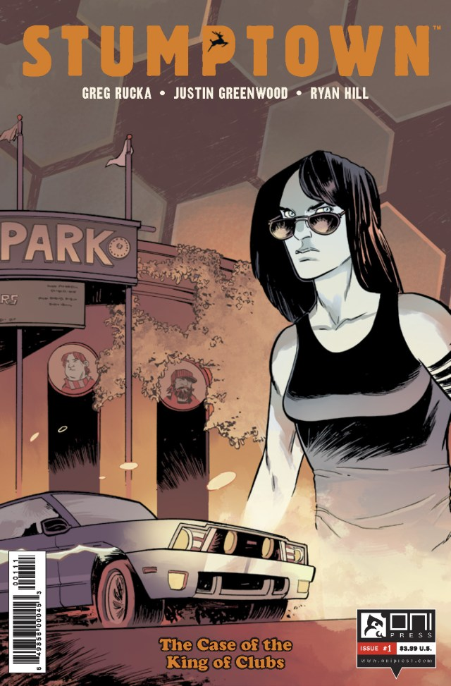 Preview/Review - Stumptown Becomes an Ongoing Series!