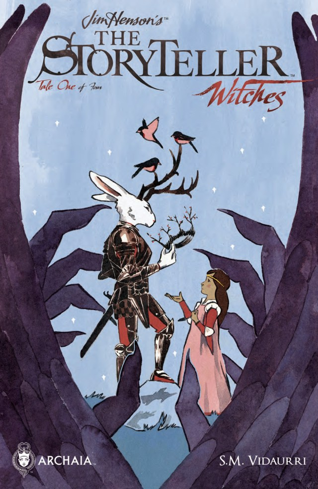 Preview Jim Henson's The Storyteller: Witches #1