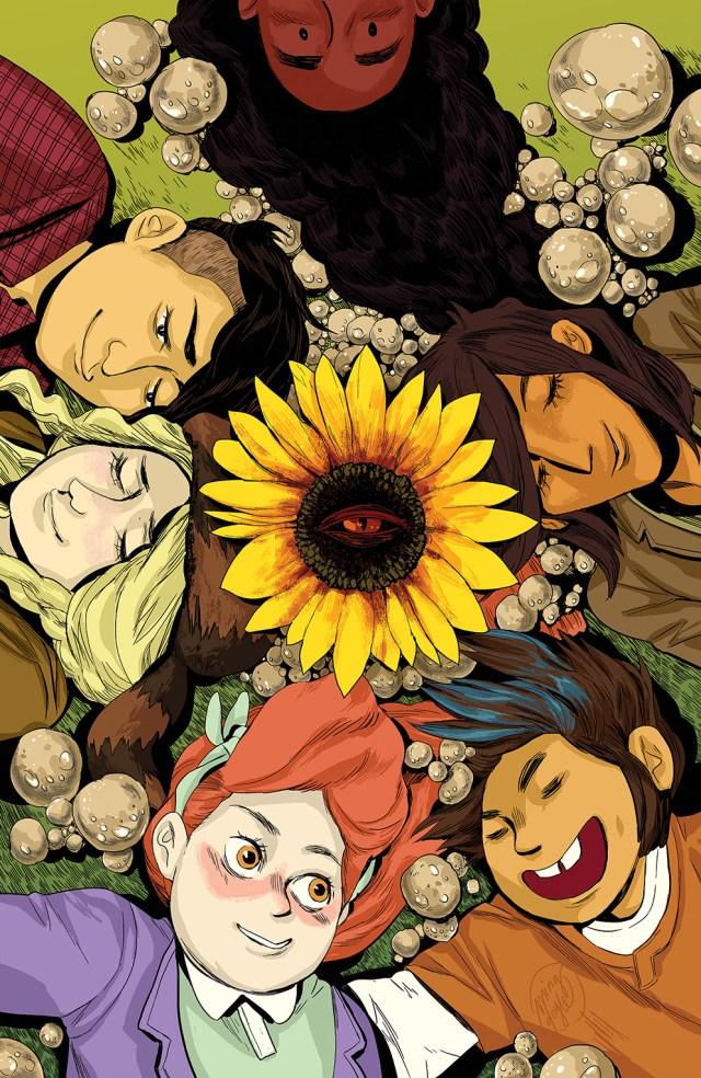 LUMBERJANES #9 Retailer Incentive Cover by Babs Tarr (1:20)