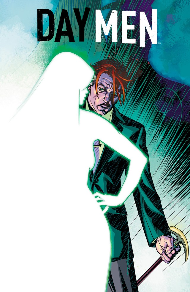 Jump Into Day Men With Issue #5 Starting a New Story Arc!