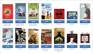 ComiXology SPX Bundle! Get This Now!