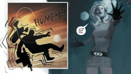 C.O.W.L. - Can Superheroes change with the times?