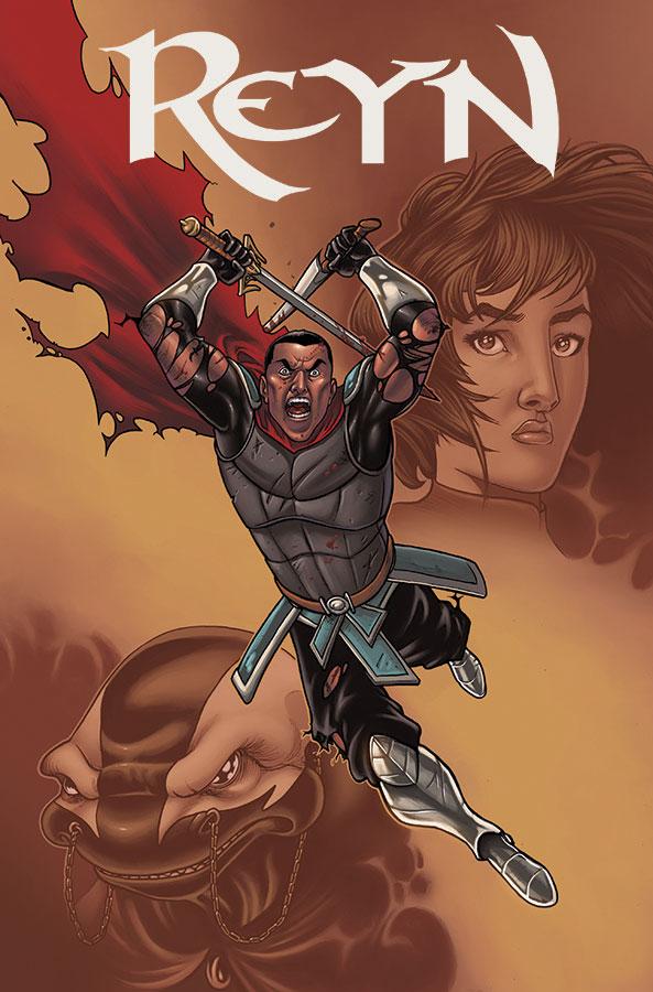 REYN is Coming this January - Image Comics