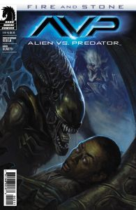 Preview/Review Alien vs. Predator #2 - On Stands November 5th!