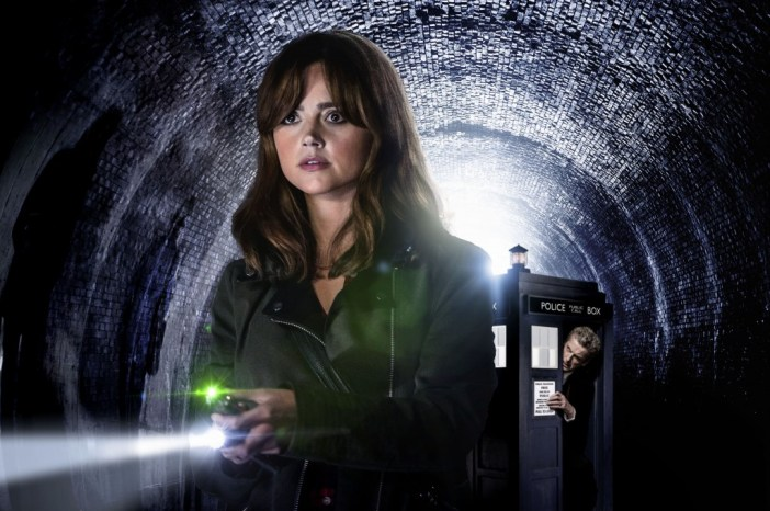 "Doctor Who ""Flatline"" Review - Point/Counterpoint - Spoilers!"
