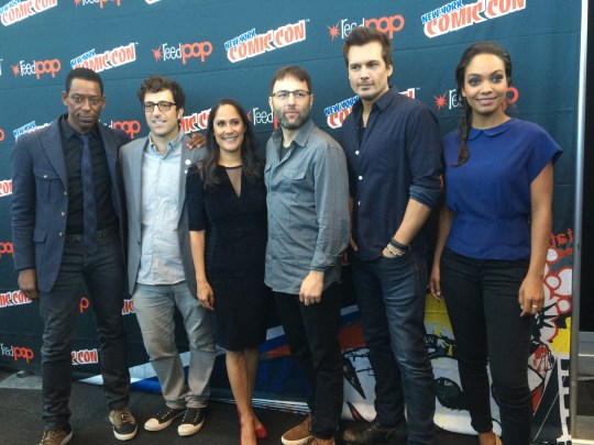 Sleepy Hollow: So Much More Than a Horror Story - NYCC'14