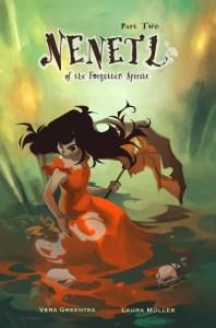 Review - Nenetl of the Forgotten Spirits - The Perfect Halloween Treat
