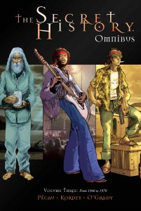 Secret History Omnibus Volume 3: Am I Missing Something?