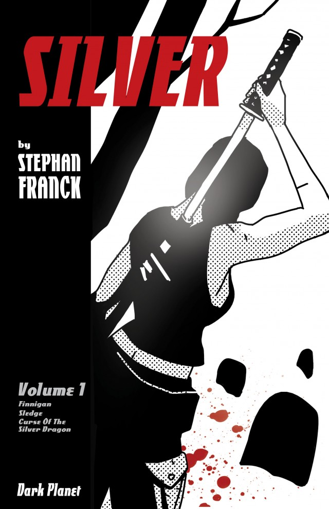 Silver - Crime Story? Vampire Story? Both? NYCC'14 Reviews