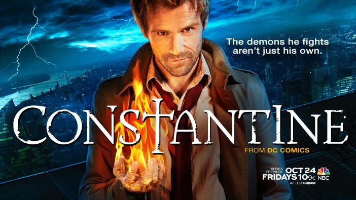 NBC's Constantine - Makes this old Hellblazer fan happy!