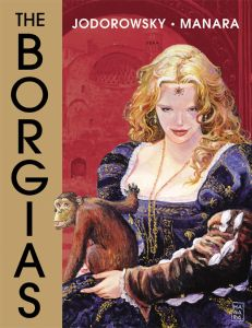Preview/Review: Dark Horse's The Borgias: So NSFW