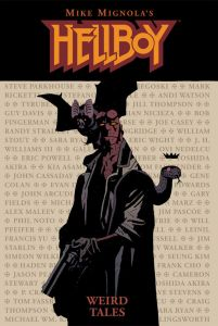 Hellboy: Weird Tales Brings Back Pulp Comic Entertainment