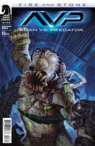 Review Alien vs. Predator: Fire and Stone #3