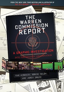 Comic Book Pros Tackle 'The Warren Commission Report'
