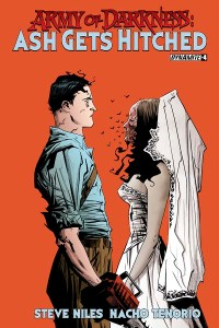 Preview Army of Darkness - Ash Gets Hitched! #4