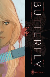 Butterfly #3 Pours on the Familial Tension & Spy Drama