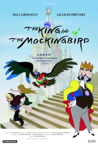"Review ""The King and the Mockingbird"" is a mighty fine, moving work of art"