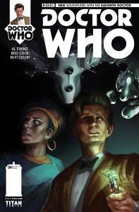 Review - The Eleventh Doctor #4 Is Good Fun