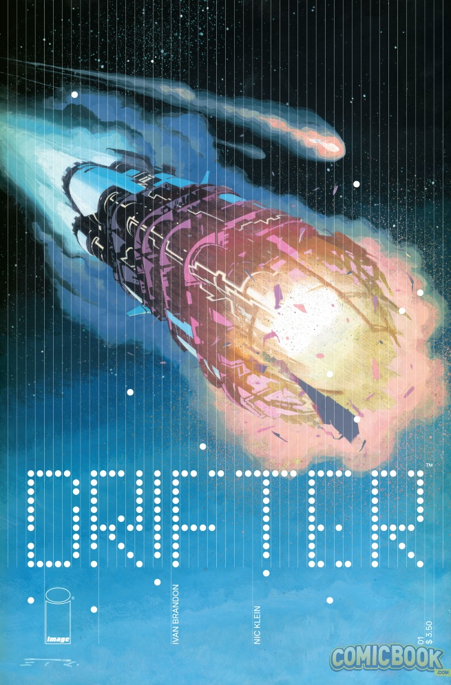 Drifter #1 Preview/Review - Damn Good Sci-Fi from Image! Threat Level: WEDNESDAY!