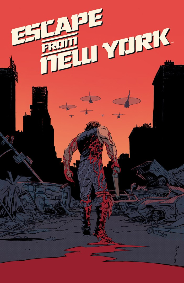 Snake Plisskin Takes on More Than Just New York! Boom! Studios December!