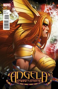 Review - Angela: Asgard's Assassin #1 - Not Your 90's Angela...