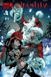 Chastity #6: Vampires at Christmas Offer the Perfect Jumping-On Point